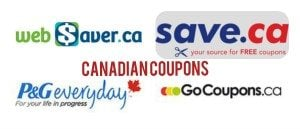 Extreme Couponing Canada   My Favourite Websites