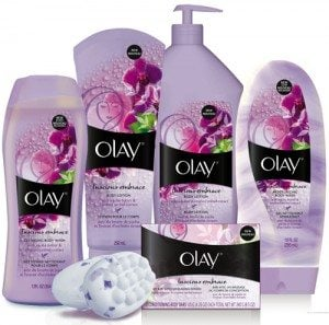 olay body collections