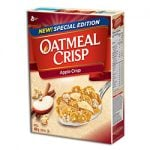 Oatmeal Crisp Canada Coupon ~ Save $2.00 (New Mailed or Printable)