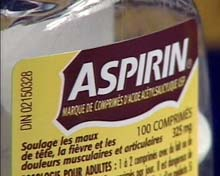 Shop Aspirin Products Online Canada