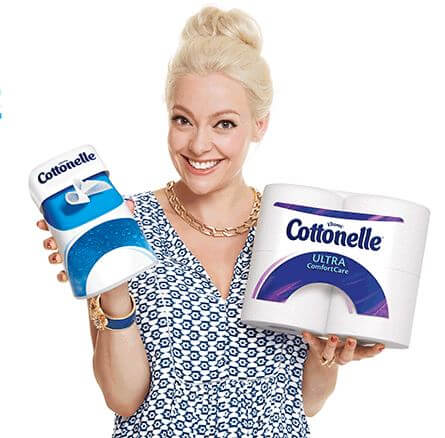 Cottonelle Contests Spin To Win A 500 Bathroom Makeover