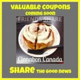 New Cinnabon Coupons Coming Late Next Week!!