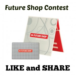 Future Shop Contest ~ Gift Card Giveaway