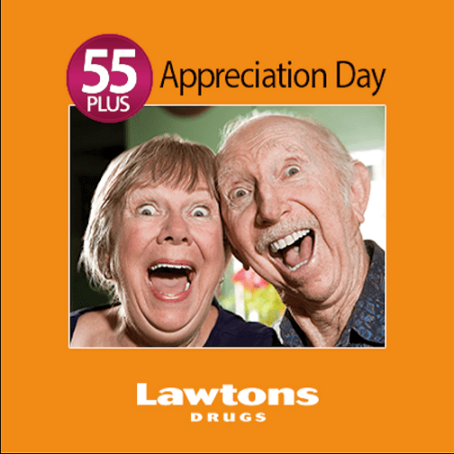 Lawtons Drugs Canada ~ Age 55+ Save 20% on Jan 25 + Other Ways to Save