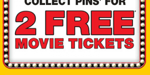 FREE Cineplex Movies With Snack Purchase