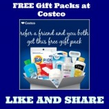 Costco Canada ~ FREE Gift Packs When You Refer A Friend