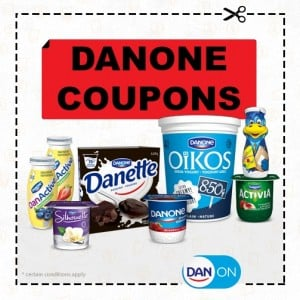 Danone Coupons – New Coupons Just Released + Over $30 Worth of Savings