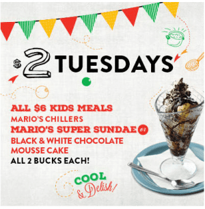 EastSideMario_Deal_$2-Tuesday