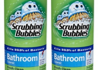 Scrubbing Bubbles Coupons For Canada: New $1.00 Mailed Added