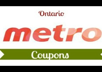 Metro Ontario Printable Coupons(Last Day)