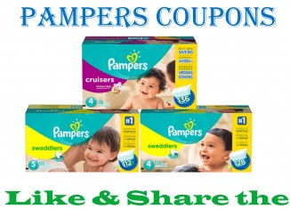 Pampers Coupons For Canada (NEW!)