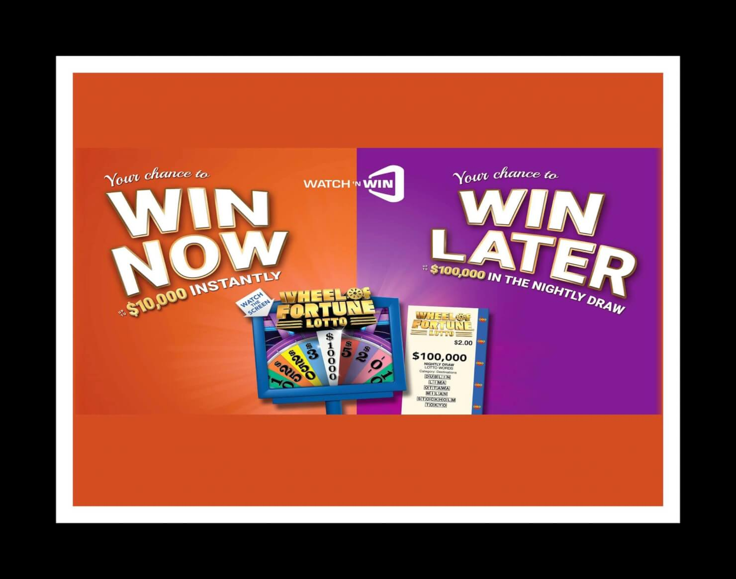 lottery ticket from olg play ecoupon the ontario lottery gaming corporation has a new promotion