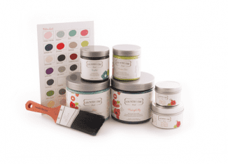 FREE Paint Samples From Country Chic (While Supplies Last)
