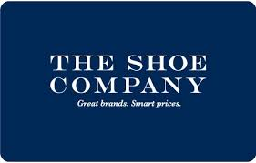 The Shoe Company Giveaway – Win Shoe Company Gift Card!